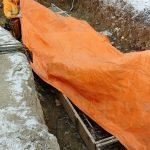 concrete cold weather construction